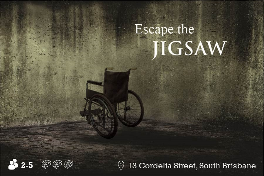 Escape The Jigsaw